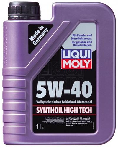 Liqui Moly SYNTHOIL HIGH TECH .